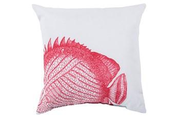 Accent Pillow-Long Island Fish 20X20