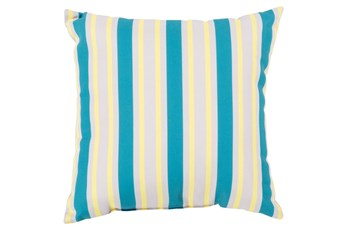 Accent Pillow-Celia Aqua 18X18