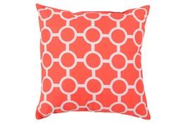 Accent Pillow-Estelle Coral 20X20