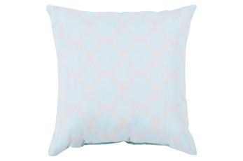 Accent Pillow-Estelle Pale Blue 20X20