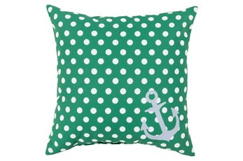 Accent Pillow-Mainstay Emerald 20X20