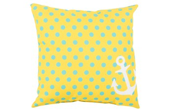 Accent Pillow-Mainstay Sunflower 18X18