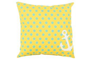 Accent Pillow-Mainstay Sunflower 20X20