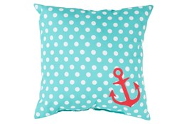 Accent Pillow-Mainstay Sky Blue 20X20