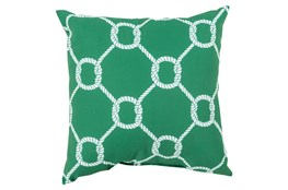 Accent Pillow-Lasso Green 18X18