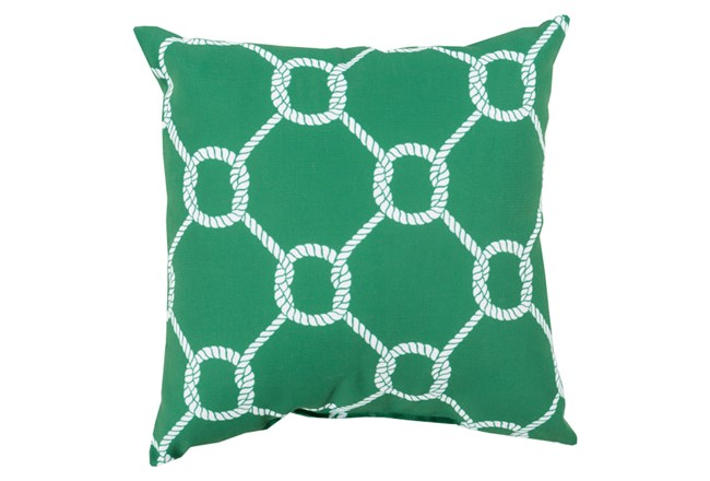 Accent Pillow-Lasso Green 20X20 - 360