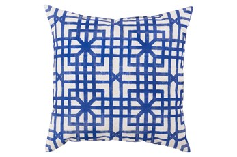 Accent Pillow-Darla Navy20X20