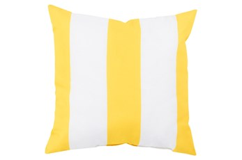 Accent Pillow-Gill Yellow 26X26