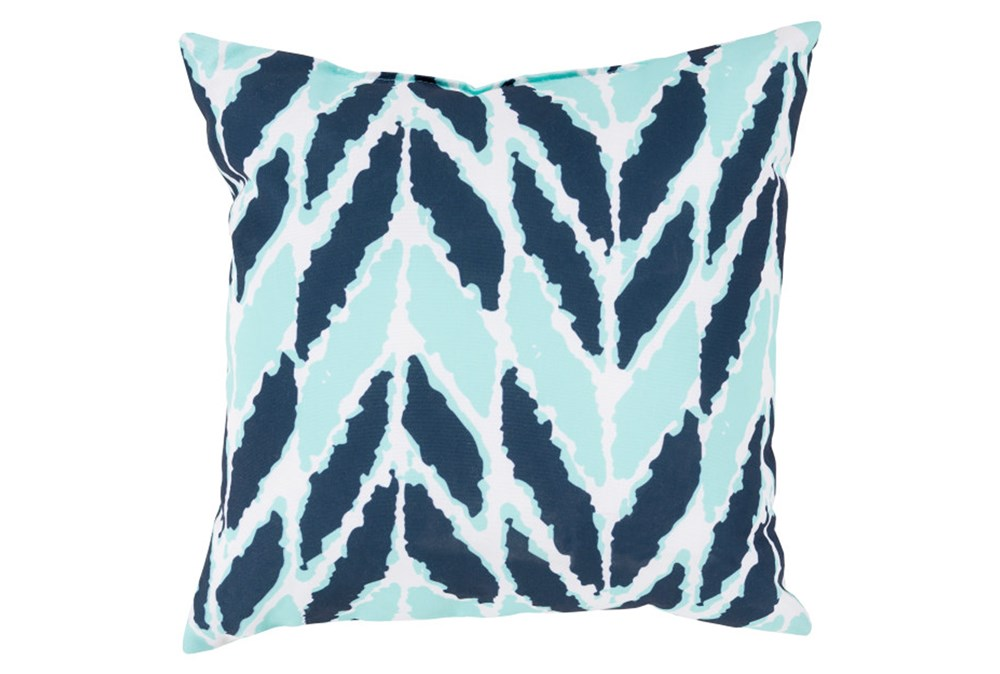 Accent Pillow-Norah Cobalt 18X18