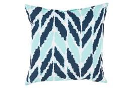 Accent Pillow-Norah Cobalt 18X18