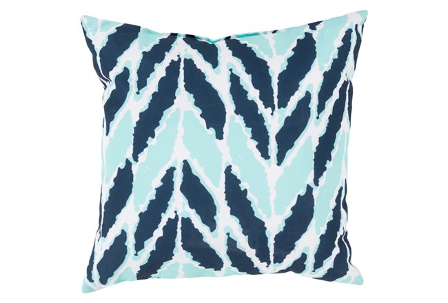 Accent Pillow-Norah Cobalt 18X18 - 360