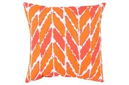 Accent Pillow-Norah Coral 18X18
