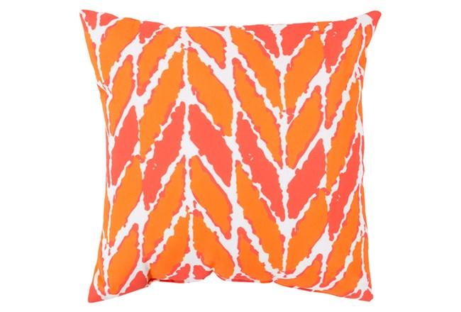Accent Pillow-Norah Coral 18X18 - 360
