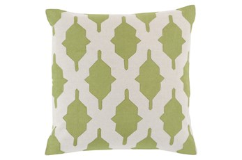Accent Pillow-Hanne Olive 18X18