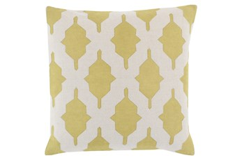 Accent Pillow-Hanne Lime 22X22