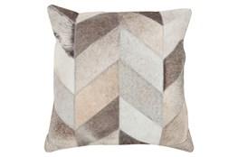 Accent Pillow-Brunel Hide 22X22