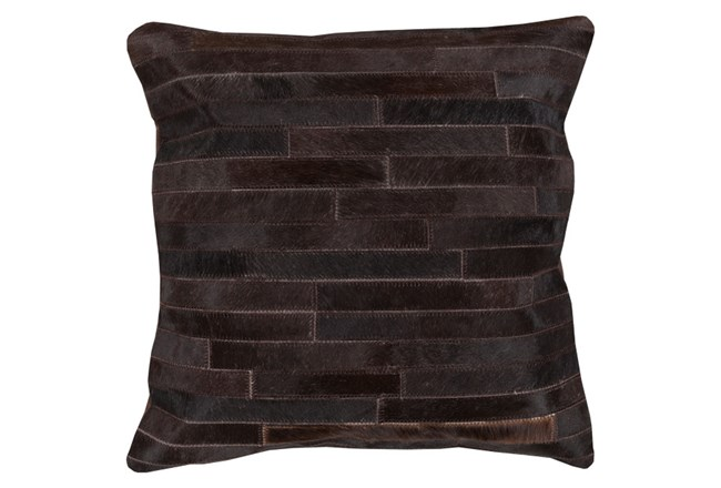 Accent Pillow-Blackwell Hide 22X22 - 360