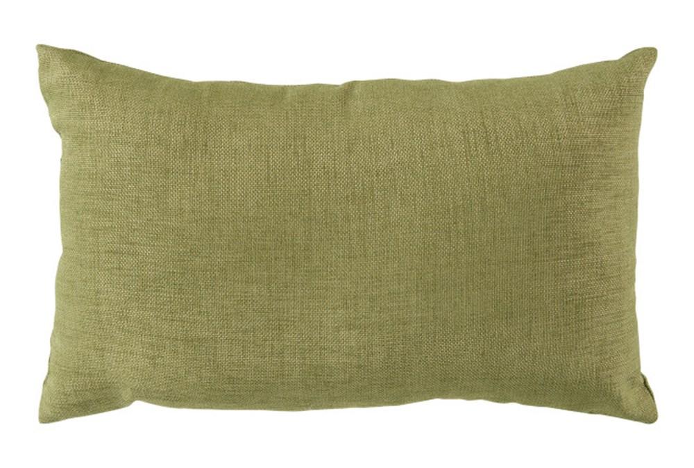 Accent Pillow-Stella Solid Seafoam 13X20