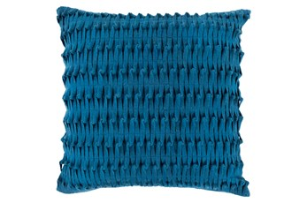 Accent Pillow-Carly Teal 18X18