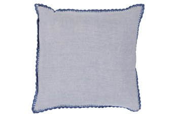 Accent Pillow-Alyssa Purple 20X20