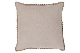 Accent Pillow-Alyssa Taupe 20X20