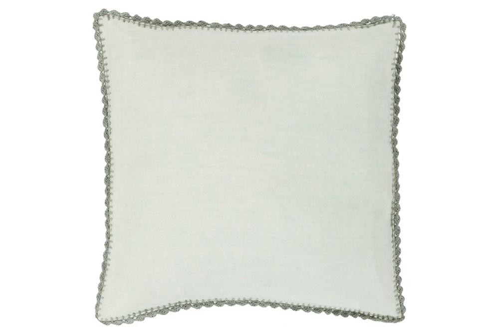 Accent Pillow-Alyssa Seafoam 20X20