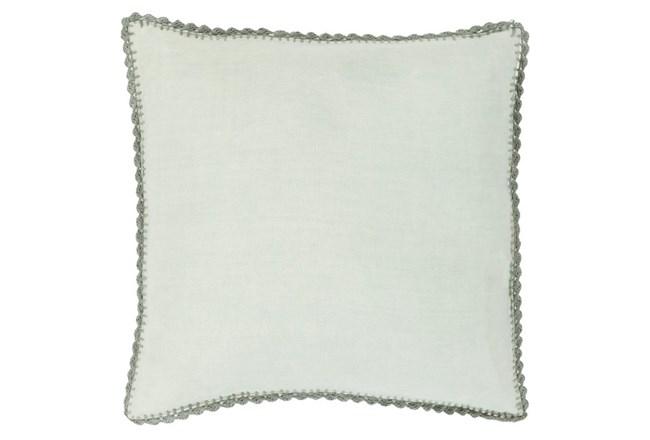 Accent Pillow-Alyssa Seafoam 20X20 - 360