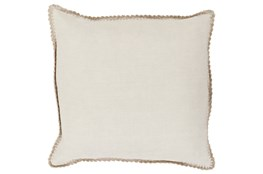 Accent Pillow-Alyssa Ivory 18X18