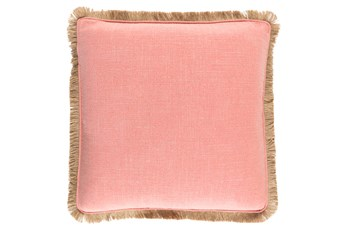Accent Pillow-Alyssa II Coral 22X22