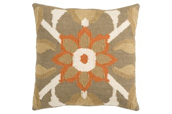 Accent Pillow-Malla Multi 18X18