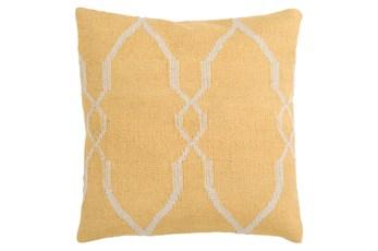 Accent Pillow-Mallory Gold 18X18