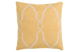Accent Pillow-Mallory Gold 22X22