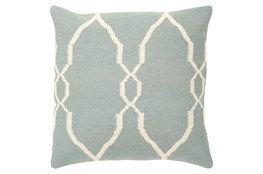 Accent Pillow-Mallory Slate 22X22