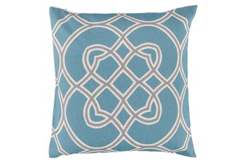 Accent Pillow-Jocelyn Blue 18X18