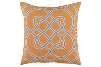 Accent Pillow-Jocelyn Gold 18X18