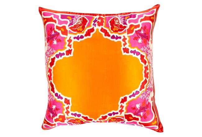 Accent Pillow-Geiko Multi Orange 18X18 - 360