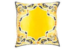 Accent Pillow-Geiko Multi Yellow 18X18