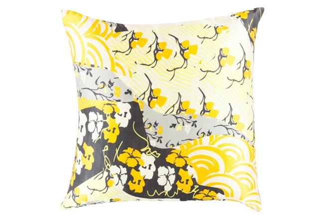 Accent Pillow-Niko Yellow 20X20 - 360