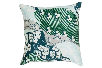 Accent Pillow-Niko Teal 18X18