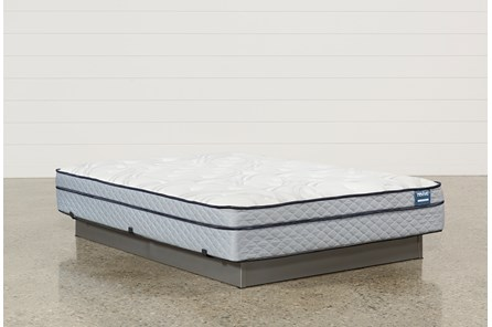 Joy Euro Pillow Top Queen Mattress