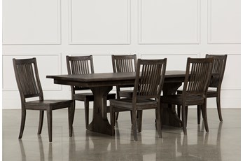 Valencia 72 Inch 7 Piece Dining Set