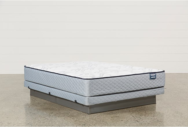 Emily Queen Mattress W/Low Profile Foundation - 360