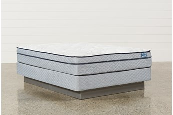 Joy Queen Mattress W/Foundation