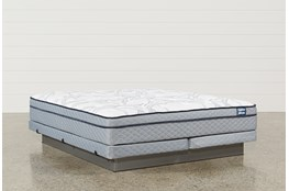 Joy California King Mattress W/Low Profile Foundation