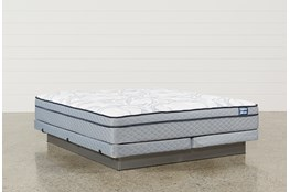 Joy Eastern King Mattress W/Low Profile Foundation
