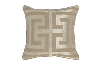 Accent Pillow-Estate Pearl 22X22