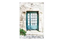 Picture-Turquoise Door