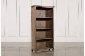 Desert 4-Shelf Bookcase