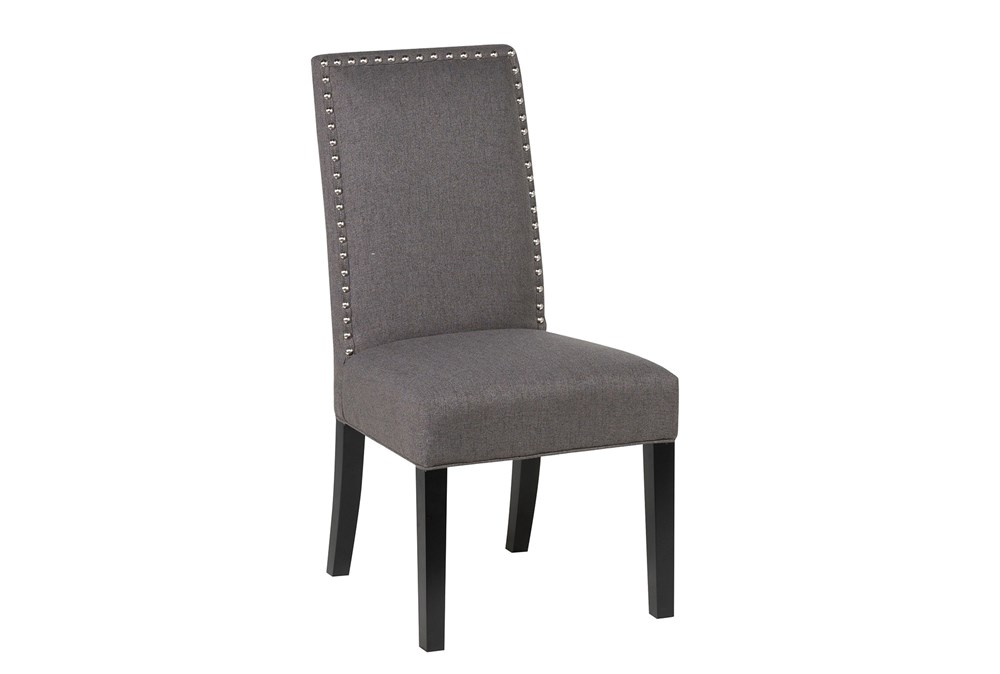 Charcoal Dining Chair
