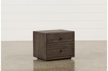 "Dylan 2-Drawer 20"" Nightstand"